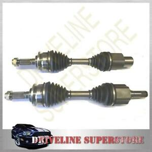 FORD RANGER  PX FRONT CV JOINT DRIVE SHAFTS year 2012-2015 SET OF TWO BRAND NEW