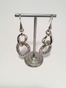 Nomination Damen Ohrring Cortina 141142/010 Sterling Silber