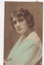 Gladys Cooper Actress 1916 Postcard 476a