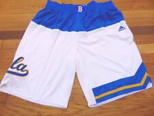 ADIDAS AUTHENTIC NCAA UCLA BRUINS BASKETBALL GAME SHORTS XL+2""