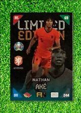 NATHAN AKE Limited Edition UEFA Euro 2020 Kick Off