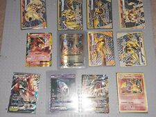 Polemon Ex Card COLLECTION RARE EX CHARIZARD, MEWTWO GX, BREAK & MORE