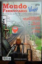 Mondo Ferroviario Viaggi n. 273 - gennaio 2010
