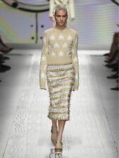 Max Mara Metallic Gavetta Skirt