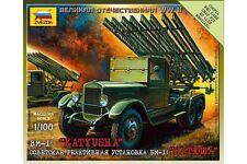 ZVEZDA 6128 1/100 BM-13 «Katyusha»