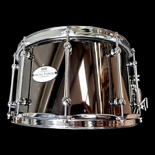 """CHAOS METAL FORGE 14'' x 8'' STEEL SNARE DRUM """"BIG TONY"""""""