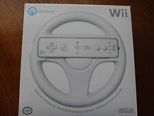 NEW in BOX~Official Nintendo Wii Wheel Wii Remote Controller not included