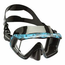 Cressi Liberty Triside SPE Mask - Blue Hunter Camo