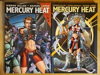 Mercury Heat 2 book set great condition Kieron Gillen