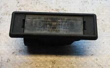 Peugeot 406 kennzeichenbeleuchtung Sidler 90146 license plate light