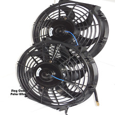 "Studebaker Pickup Radiator Fans,Set of Two 10"" Electric Radiator Cooling Fans w"