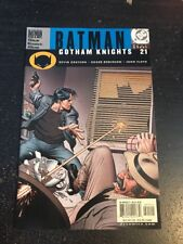 Batmam:Gotham Knights#21 Incredible Condition 9.2(2001) Robinson Art!!