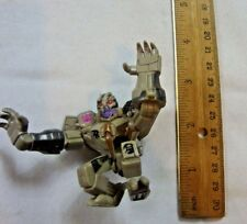 """Transformers Decepticon Megatron Small Action Figure Childrens Kids Toy 3"""" Tall"""