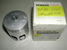 NEW NOS 1980 YAMAHA YZ80 1ST OS PISTON P/N 3R1-11635-02-00