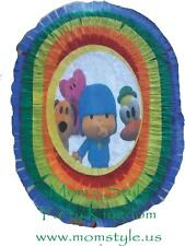 Pocoyo Rainbow Pinata Birthday party supply