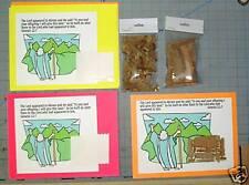 6 VBS Bible School kits ~ Abraham Noah Creation Cain