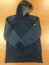 Majestic Adult Premier Home Plate Hooded Tech Fleece - NWOT - I329 - AL - NAVY