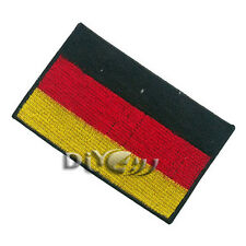 Germany National Flag Patch Embroidered Sew or Iron on Patch DIY 9.8cm*6cm
