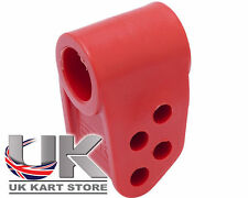 TonyKart Steering Column 4 Holes Nylon Support Genuine UK KART STORE