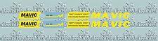 VINTAGE MAVIC GEL 280 Rim decals - perfect for renovations