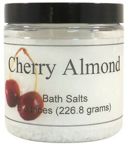 Cherry Almond Bath Salts