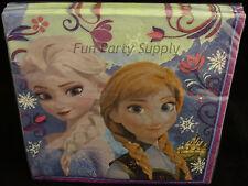 16 Disney Frozen Luncheon Napkins Elsa Anna Birthday Party Favor Supplies 2014