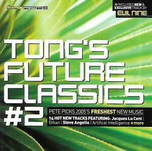 Mixmag:Pete Tong - Tong's Future Classics 2 (2005 CD Album)