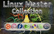 Linux Master Collection 7 Full Operating Systems