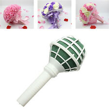 Wedding Flower Holder DIY Wedding Accessory Bridal Floral Foam Bouquet Handles