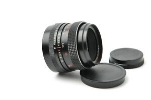 Carl Zeiss Jena MC Pancolar 1.8/50 lens M42 mount S/N 9995017