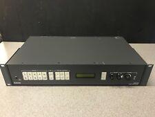 Extron DVS 510 sa - 10 entrée vidéo numérique/Scaling Presentation Switcher