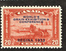 CANADA 203 VF MLH    (BY6,2