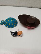 Mr. Potato Head Disney Pirates of the Caribbean Hat, Bandanna & Eye Patch