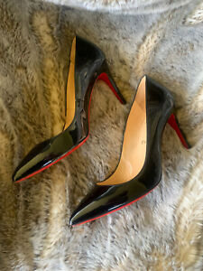 Christian Louboutin Pigalle EU37 Patent Leather 85mm Heel