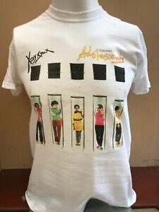 X-RAY SPEX - Germfree Adolescents T-Shirt Size Medium.77 Punk,Poly Styrene,Slits