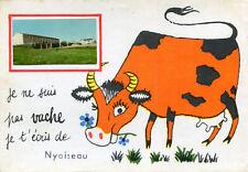 SEGRE EN ANJOU BLEU Je ne suis pas Vache je t'écris de Nyoisea&u Une vue Humour