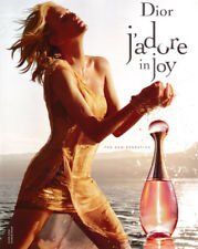 Charlize Theron 2-page clipping 2017 ad for Dior J'Adore in Joy