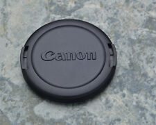 Genuine Canon EOS E 52mm Snap-On Front Lens Cap 50mm 1.8 (#1440)