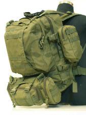 Mochila compuesta 55L estilo militar modelo OD envio 24/48h