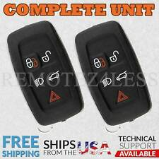 2 For 2010 2011 2012 2013 2014 2015 Land Rover LR4 Keyless Entry Remote