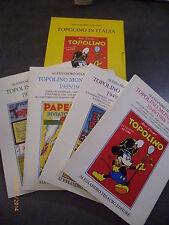 TOPOLINO IN ITALIA - COFANETTO TESAURO EDITORE - OFFERTA!