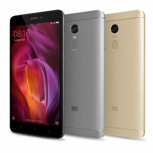 Xiaomi Redmi Note 4 (MediaTek) 16GB 32GB 64GB ROM 4G LTE Android Mobile phone