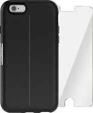 Genuine OTTERBOX Strada Royale Cover Case for Apple iPhone 6/6s - Onyx Black