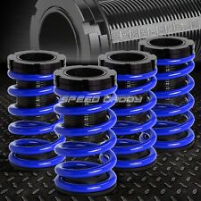 "0-3""ADJUSTABLE COILOVER SUSPENSION LOWERING SPRING FOR 00-05 DODGE NEON/SRT BLUE"