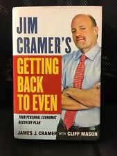 Getting Back to Even : Your Personal Economic Recovery Plan by James J....