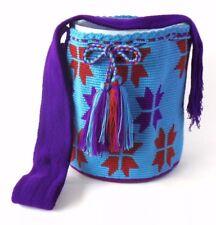 AUTHENTIC LARGE WAYUU Shoulder Purce Hobo Bag +FREE Bracelet +FREE US Shipping