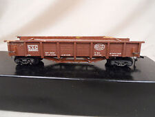 HO NEW YORK CENTRAL BALLAST CAR/GONDOLA WOOD/METAL CRAFTSMAN BUILT