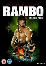 Rambo First Blood Part II DVD 2018 Region 2
