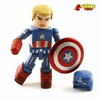 Marvel Minimates Series 45 Avengers Movie Captain America