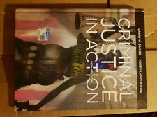 criminal justice in action 10th edition Centaur like new hardcover